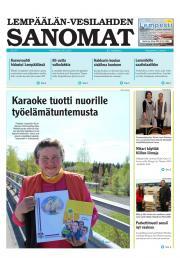 Lempäälän-Vesilahden Sanomat 20.05.2013