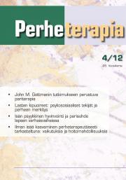 Perheterapia
