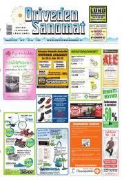 Oriveden Sanomat 23.05.2013