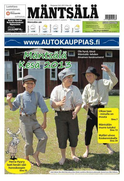 Mäntsälä Lehti
