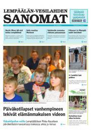 Lempäälän-Vesilahden Sanomat 27.05.2013