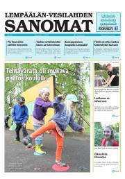 Lempäälän-Vesilahden Sanomat 03.06.2013