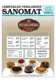 Lempäälän-Vesilahden Sanomat 06.06.2013