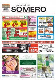 Lehtiluukku.fi - Paikallislehti Somero 07.06.2013 - Suomen laajin valikoima  digilehtiä netissä 0faa9fb3fb