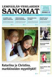 Lempäälän-Vesilahden Sanomat 10.06.2013