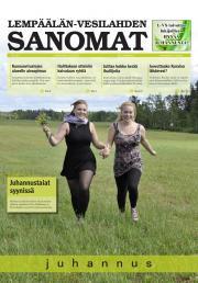 Lempäälän-Vesilahden Sanomat 19.06.2013