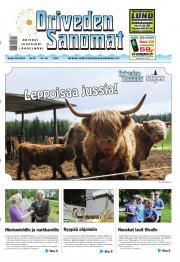 Oriveden Sanomat 20.06.2013