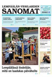 Lempäälän-Vesilahden Sanomat 01.07.2013
