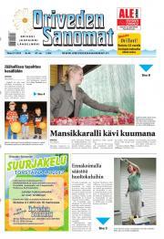 Oriveden Sanomat 02.07.2013