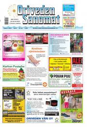 Oriveden Sanomat 04.07.2013