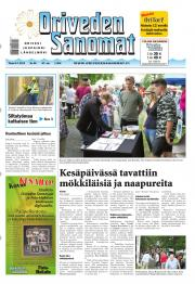 Oriveden Sanomat 09.07.2013