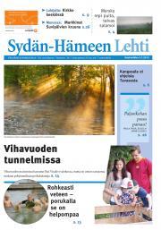 Sydän-Hämeen Lehti 03.07.2013