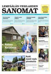 Lempäälän-Vesilahden Sanomat 11.07.2013