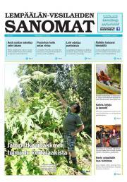 Lempäälän-Vesilahden Sanomat 15.07.2013