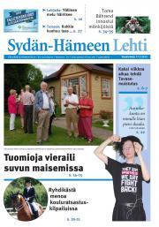 Sydän-Hämeen Lehti 17.07.2013