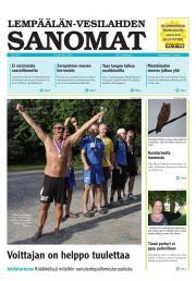 Lempäälän-Vesilahden Sanomat 18.07.2013