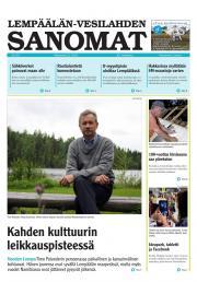 Lempäälän-Vesilahden Sanomat 22.07.2013