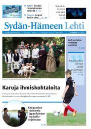 Sydän-Hämeen Lehti 24.07.2013