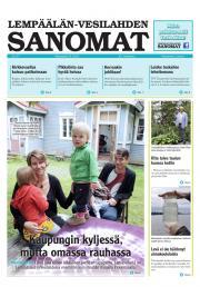 Lempäälän-Vesilahden Sanomat 29.07.2013