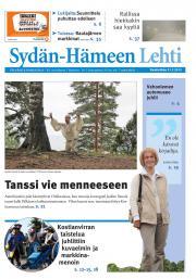 Sydän-Hämeen Lehti 31.07.2013