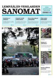 Lempäälän-Vesilahden Sanomat 01.08.2013