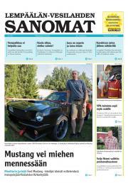Lempäälän-Vesilahden Sanomat 05.08.2013