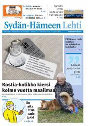 Sydän-Hämeen Lehti 07.08.2013