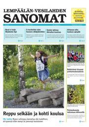 Lempäälän-Vesilahden Sanomat 08.08.2013