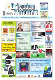 Oriveden Sanomat 08.08.2013