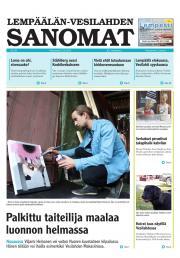 Lempäälän-Vesilahden Sanomat 12.08.2013