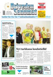 Oriveden Sanomat 13.08.2013