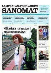 Lempäälän-Vesilahden Sanomat 15.08.2013