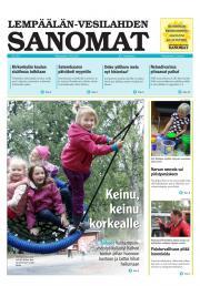 Lempäälän-Vesilahden Sanomat 19.08.2013