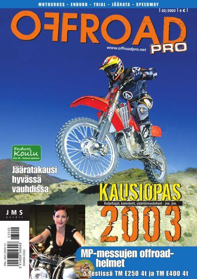 OFFROADPro 2/2003