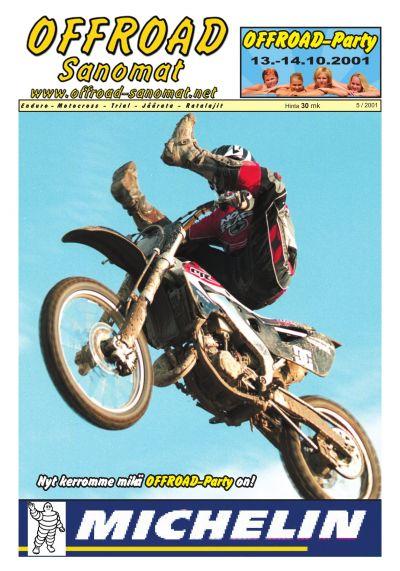 OFFROADPro 5/2001