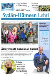 Sydän-Hämeen Lehti 21.08.2013