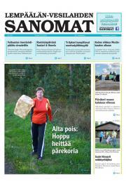 Lempäälän-Vesilahden Sanomat 22.08.2013