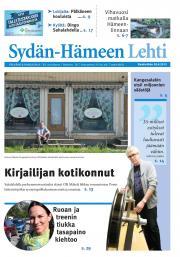Sydän-Hämeen Lehti 28.08.2013