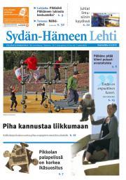 Sydän-Hämeen Lehti 04.09.2013