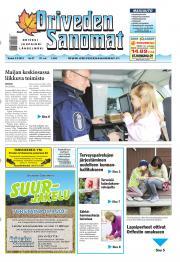 Oriveden Sanomat 05.09.2013