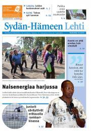 Sydän-Hämeen Lehti 18.09.2013
