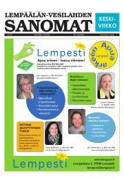 Lempäälän-Vesilahden Sanomat 18.09.2013