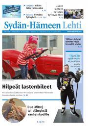 Sydän-Hämeen Lehti 25.09.2013