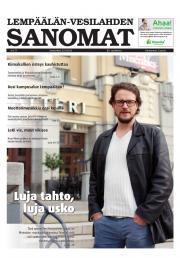 Lempäälän-Vesilahden Sanomat 25.09.2013