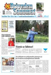 Oriveden Sanomat 01.10.2013