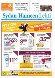 Sydän-Hämeen Lehti 02.10.2013