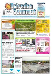Oriveden Sanomat 03.10.2013