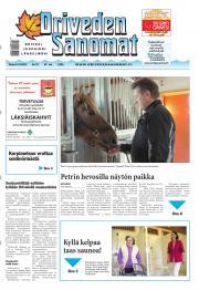 Oriveden Sanomat 08.10.2013