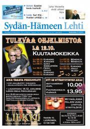 Sydän-Hämeen Lehti 09.10.2013