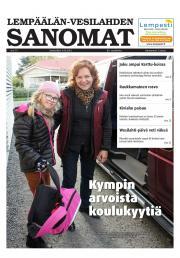 Lempäälän-Vesilahden Sanomat 09.10.2013